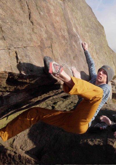 画像1: MOON Cypher Pants Climbing Pants 2018-20  ムーン サイファー クライミングパンツ 最新現行モデル